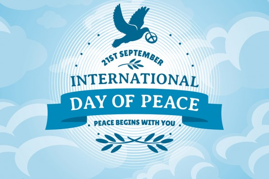 AVC TransGlobal Services wishes everyone in the world a Happy International Day of Peace!